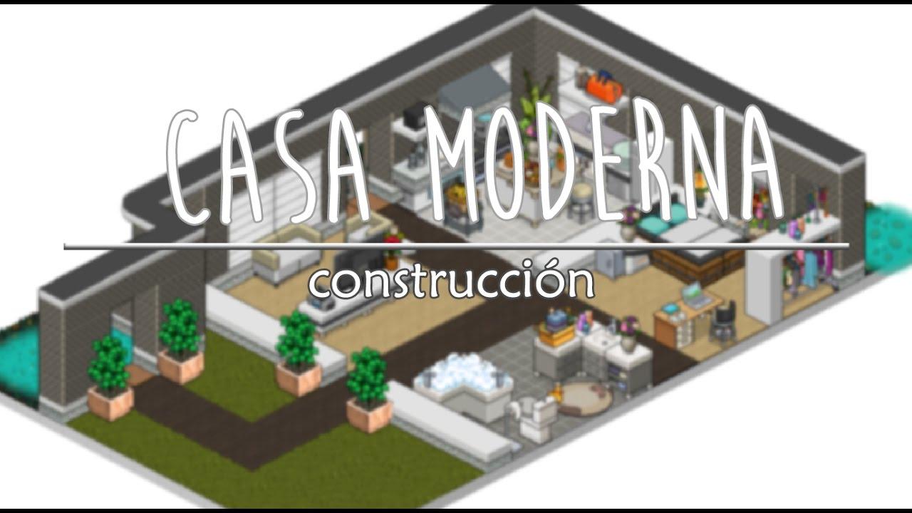 Casa moderna l mitolog a xkekos youtube for Casa moderna l