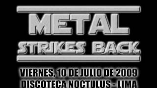 HEAVY METAL PERU Presenta: METAL STRIKES BACK!