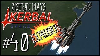 "Kerbal Space Program .23 Update! - Ep. 40 - ""Immortal Exiler"""