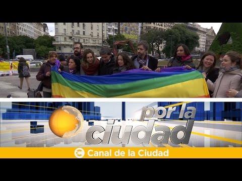 """<h3 class=""""list-group-item-title"""">Día Internacional del Orgullo LGBT - Por la ciudad</h3>"""