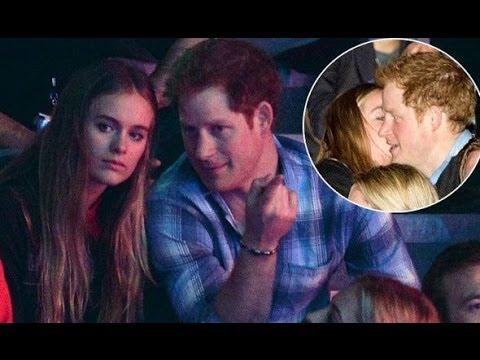 Prince Harry and Girlfriend Cressida Bonas Separated   Full Story