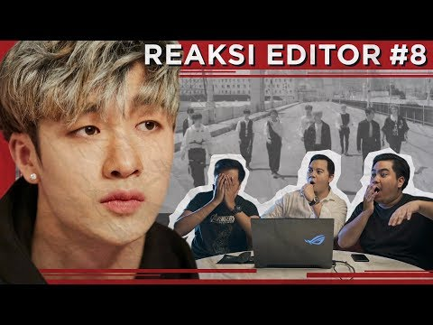 Reaksi Editor Indonesia: K-POP (STRAY KIDS - DOUBLE KNOT)