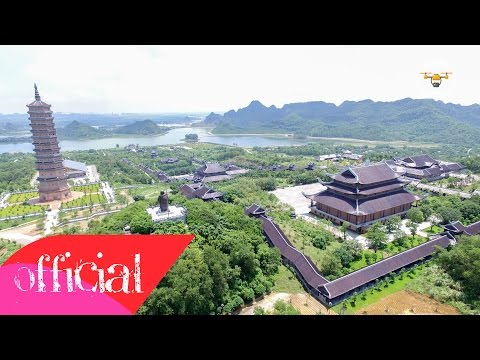 [4K] Bai Dinh Pagoda - The Biggest Pagoda in Asean - Vietnam Popular Destinations