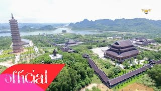 Bai Dinh Pagoda - The Biggest Pagoda in Asean - Vietnam Popular Destinations