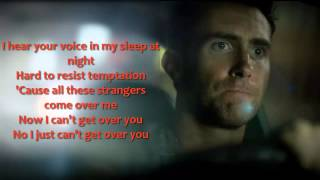Maroon 5 - Maps (Explicit) Lyrics