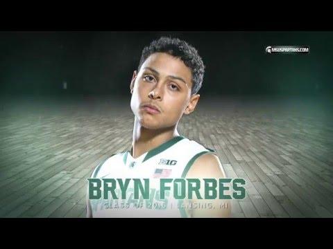 Bryn Forbes Senior Video | 2016 Men