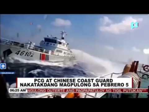 PCG at Chinese Coast Guard, nakatakdang magpulong sa Pebrero 5