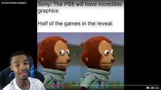 PLAYSTATION 5 MEMES Reaction!