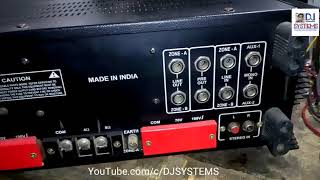 Sound Master TZA4000DP Hindi
