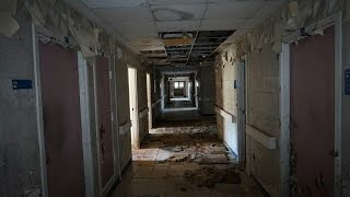 Creepy Abandoned Prison-Like Mental Asylum (UNTOUCHED)