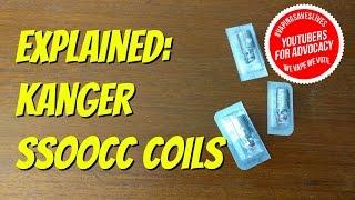 Explained: Kanger SSOCC Coils