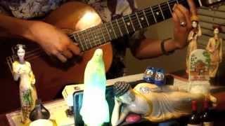Tiếc Cho Một Cuộc Tình. Nhạc Sỹ: Văn Sơn Trường. Classical Trémolo Guitar !