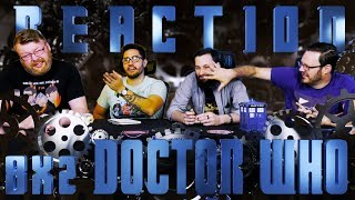 "Doctor Who 8x2 REACTION!! ""Into the Dalek"""