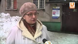 В Уфе рухнула крыша пятиэтажного дома по адресу Владивостокская 15(, 2016-02-29T05:23:44.000Z)
