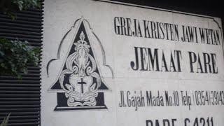 IBADAH PERJAMUAN KUDUS MASA ADVENT II || GKJW JEMAAT PARE KEDIRI