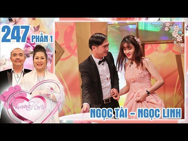 Đêm tân hôn kịch tính với màn gây lộn rồi PHANG NHAU một cái mới ngủ  Ngọc Tài - Ngọc Linh  VCS #247