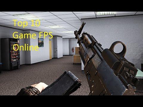 Top 10 Game FPS Bắn Súng Online/Multiplayer Trên Android/Ios