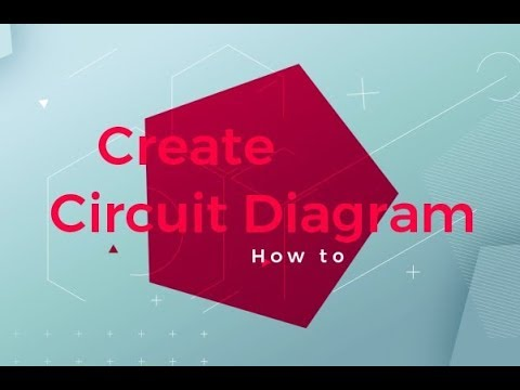 How To Draw Circuit And Electrical Diagrams With Edraw Max Online Youtube