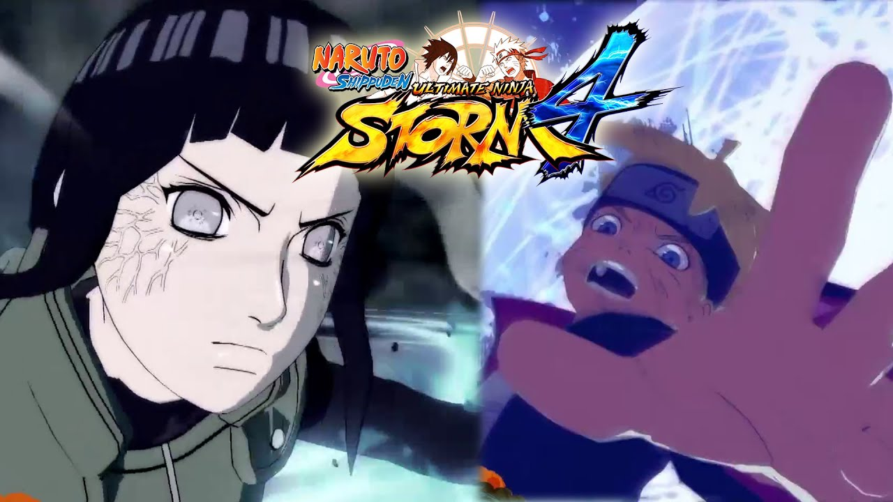 ninja storm 4 ps4 how to get new jutsu