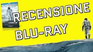 INTERSTELLAR ■ Recensione disco Blu-ray