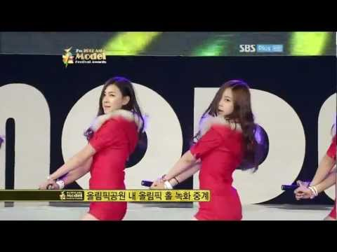[HD] Performance 120128 A Pink - My My ( Remix Version )