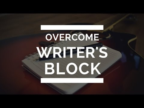 5 Ways to Beat Musical Writer's Block – Getting Out of a Creative Rut