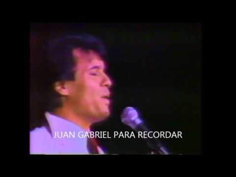 """JUAN GABRIEL EN CONCIERTO """"EL PATIO 1985"""""""