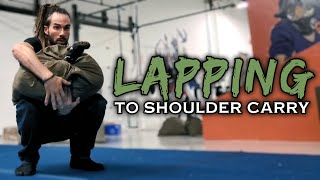 Lapping to Shoulder Carry (Natural Movement Skill)