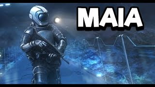 Maia Gameplay Impressions 2017 - Colony Builder In Space + Rooooobots!