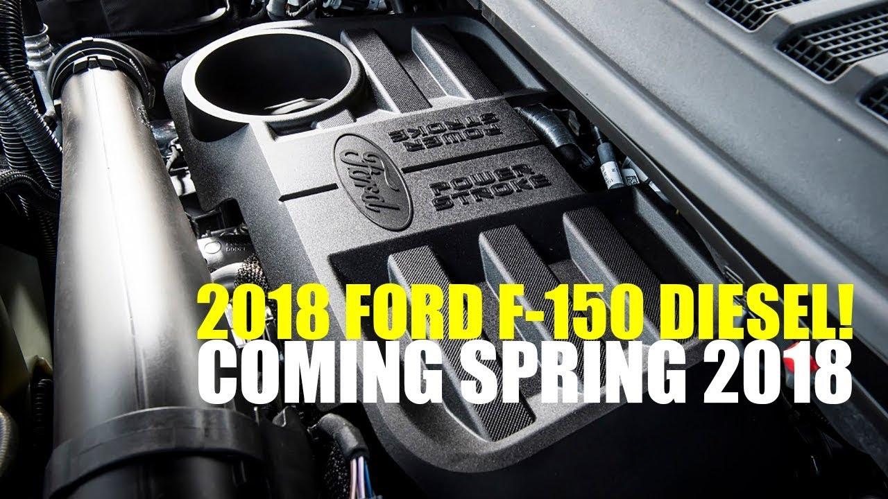 2018 Ford F 150 3 0l Stroke Sel Specs