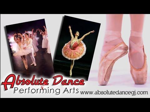 ABSOLUTE DANCE PROMO - CLASSES