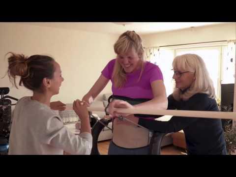 Anna Holmlunds utvikling forbløffer legene