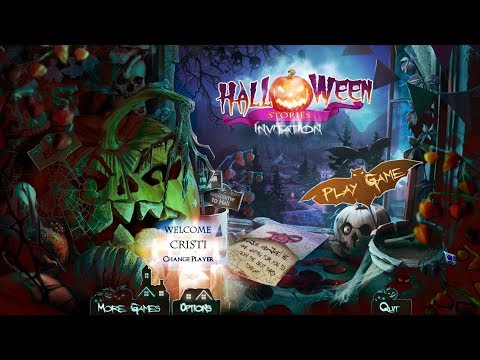 Halloween Stories: Invitation{ Hidden Object Game}demo