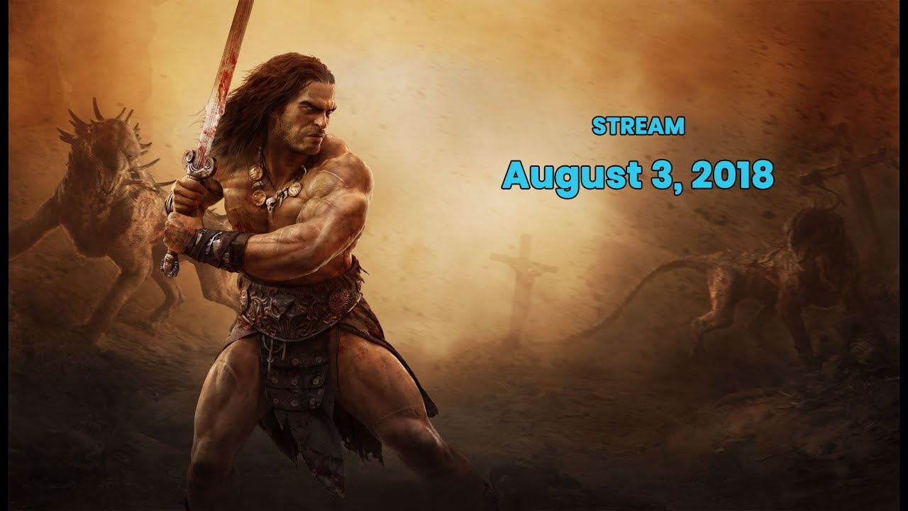 Conan Exiles Community Stream: Pet System, Newest DLC, and Fan Art