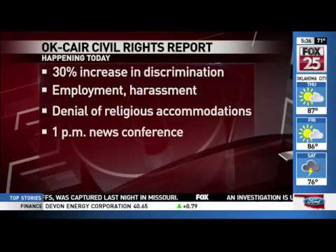 Video: CAIR-Oklahoma to Release Annual Civil Rights Report