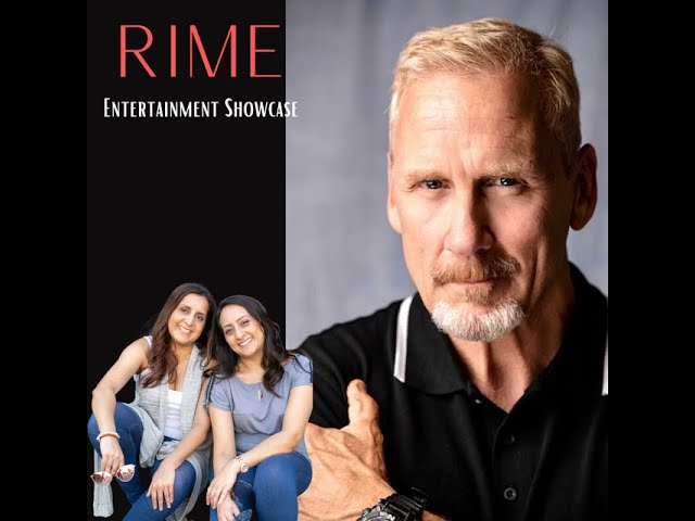 Becoming an actor in Hollywood -RIME Entertainment Showcase - Actor Will Roberts