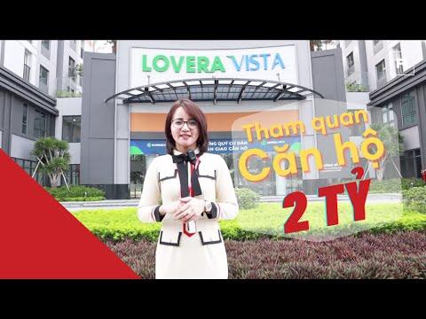 Dự án căn hộ mức giá dưới 2 tỷ Hot nhất hiện nay - Lovera Vista