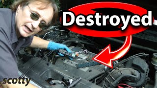 How Not to Destroy Your Car while Fixing It