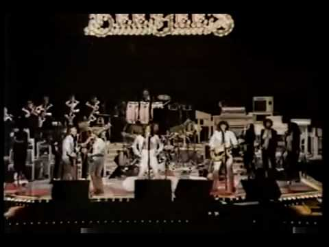 Bee Gees & Andy Gibb You Should Be Dancing Spirit Tour 1979