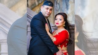 kirti krishna nepali wedding highlights
