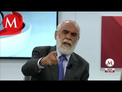 Actos de AMLO sobre el NAIM no dan resultados, Diego Fernández de Cevallos