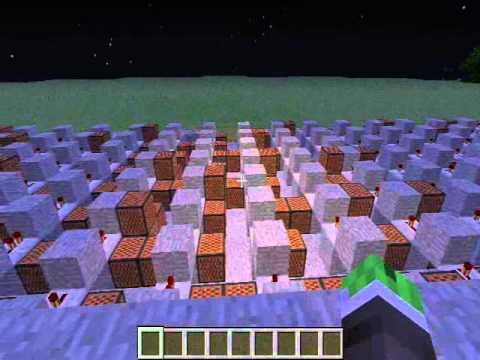 Passion Pit - Take A Walk (Minecraft)