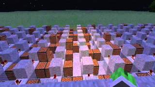 Passion Pit - Take A Walk (Minecraft)