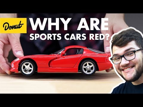 Why Are Sports Cars Red? | WheelHouse