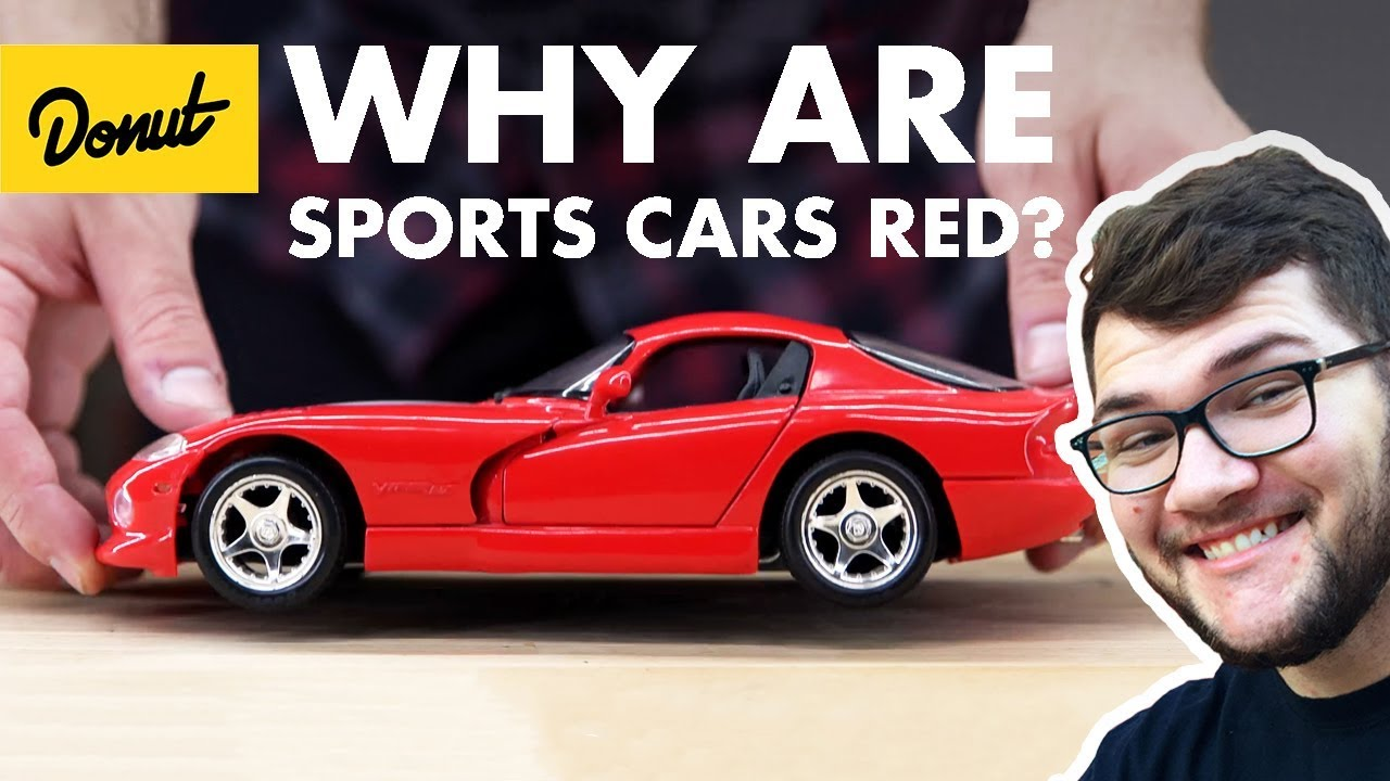 Exceptional Why Are Sports Cars Red? | WheelHouse