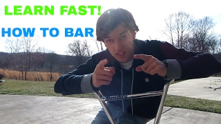 HOW TO BARSPIN! *SPECIAL SECRET/METHOD*