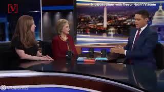 Trevor Noah Asks Hillary Clinton