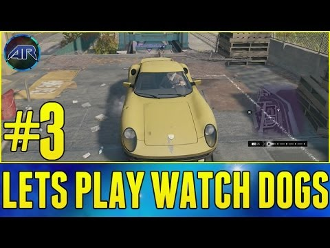 """Let's Play : Watch Dogs """"ONLINE HACKING JOB"""" - Part 3"""