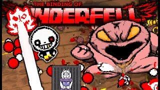 CAN UNDERFELL SANS SAVE TORIEL?!?! | The Binding of Underfell | Isaac Undertale Mod