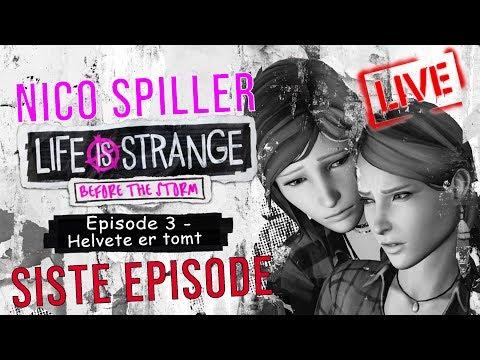 Life is Strange: Før Stormen – Episode #3 {LIVE} [SISTE EPISODE] thumbnail